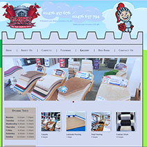 Carpet Castle Website